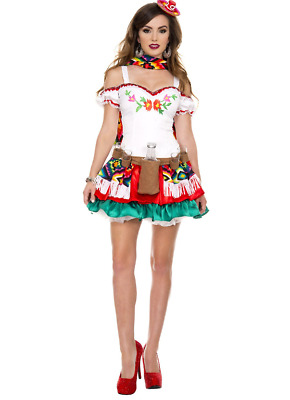 Mexican womens costume