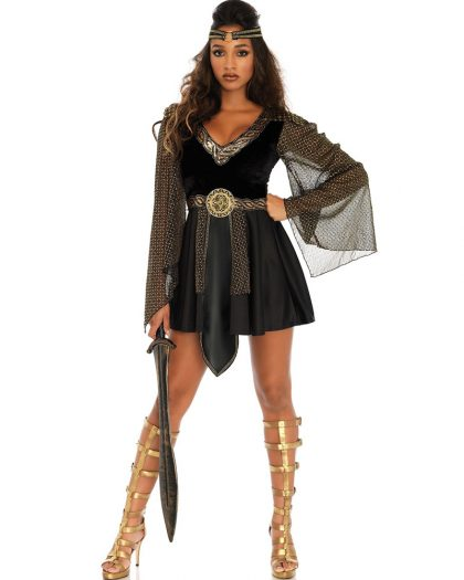Warrior costume