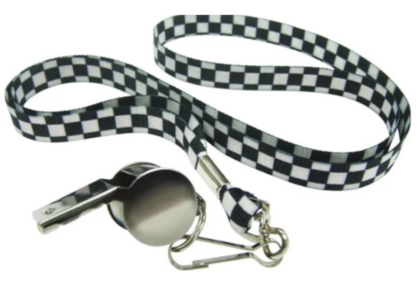 police whistle