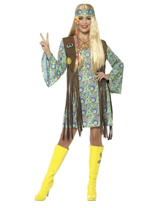 60s Hippie Chick Costume