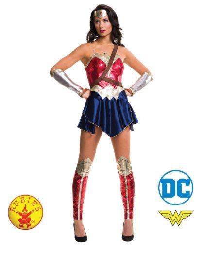 Wonderwoman costume deluxe