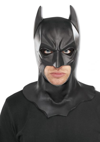 Adult Batman Full Mask