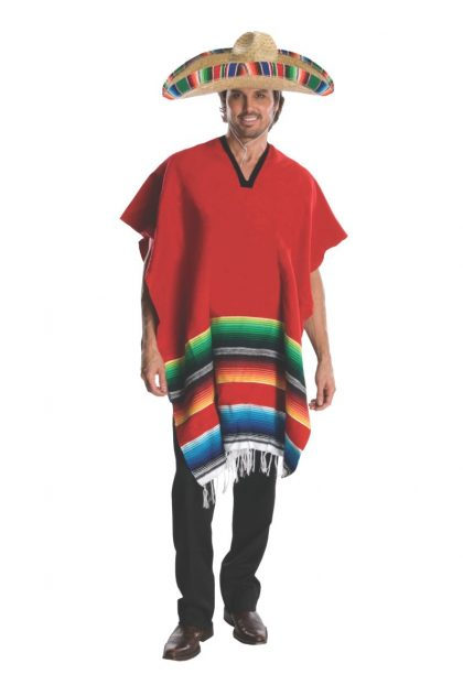 Adult Hombre Costume