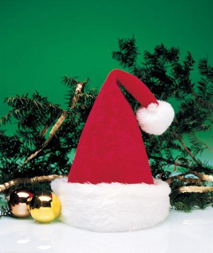 Adult Premium Santa Hat