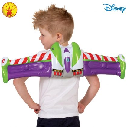 BUZZ TOY STORY 4 INFLATABLE WINGS - CHILD