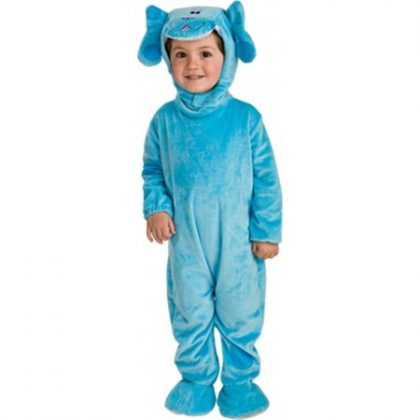Blue's Clues – Blue Plush Romper Child Costume