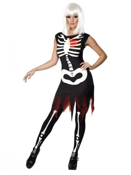 Bright Bones Glow in the Dark Costume