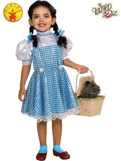 DOROTHY SEQUIN DRESS, TODDLER/CHILD