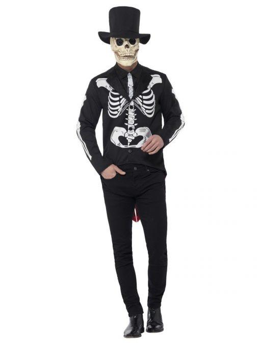 Day of the Dead Senor Skeleton Costum
