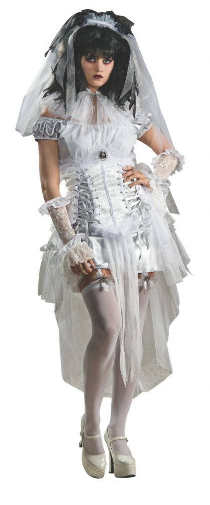 Deluxe Adult Gothic Mistress Costume