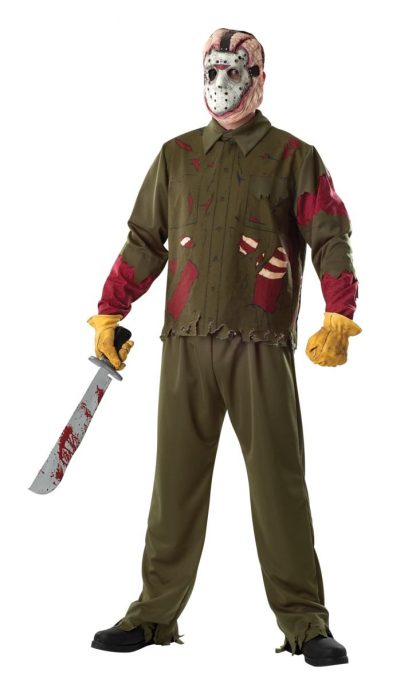 Deluxe Adult Jason Costume