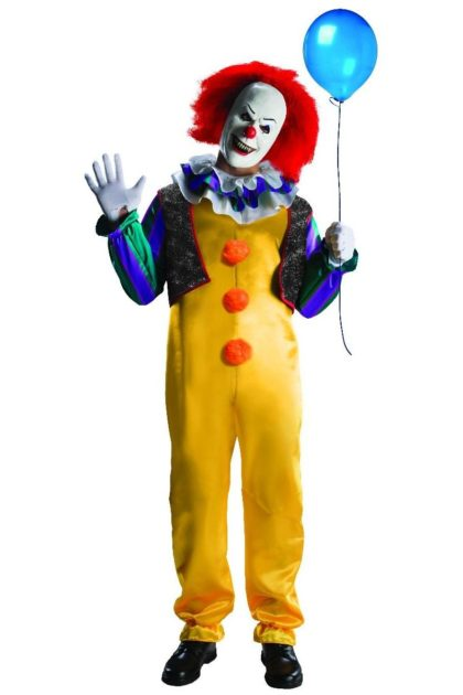 Deluxe Adult Pennywise Costume