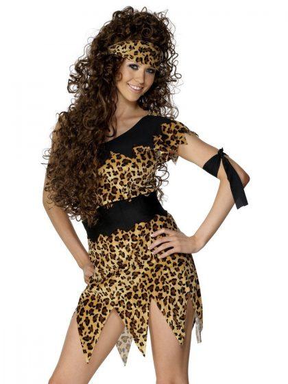 Deluxe Cavewoman Costume