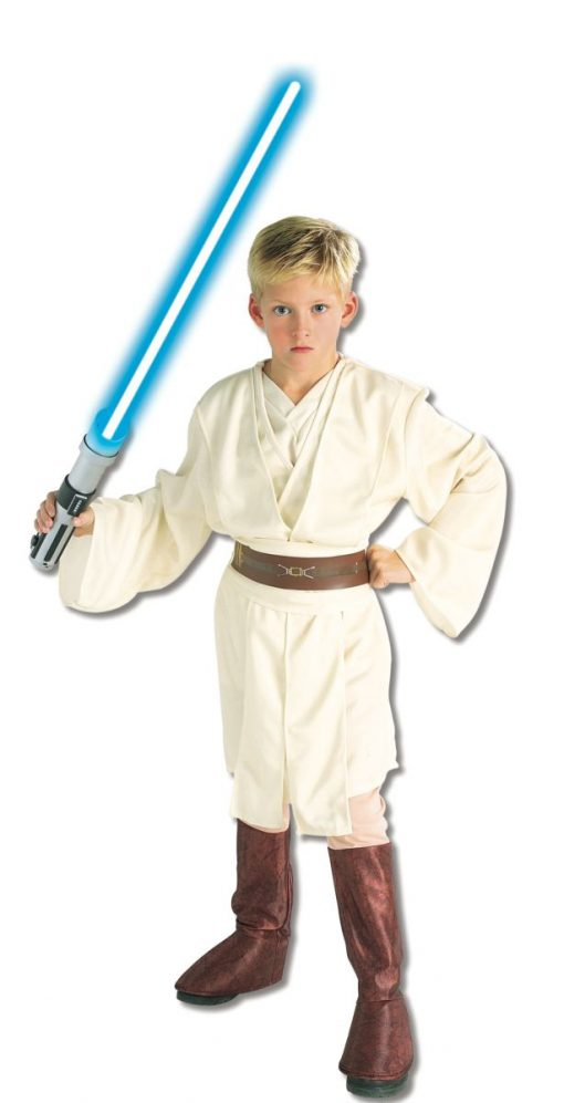 Deluxe Kids Obi-Wan Kenobi Costume