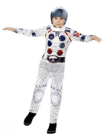 Deluxe Spaceman Costume