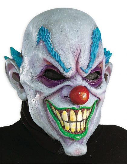 Evil Clown Mask Adult
