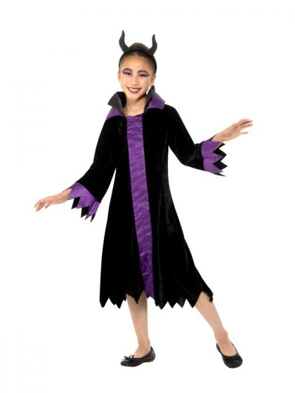 Evil Queen Costume, Girls