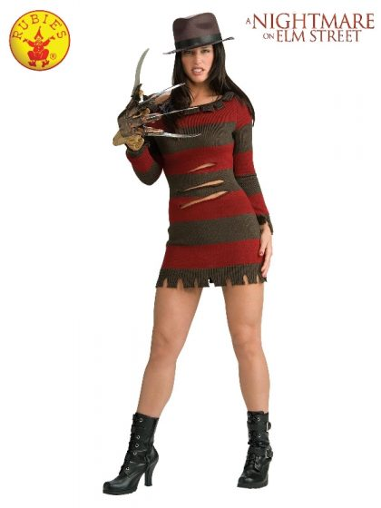 Miss Kreuger Costume Halloween