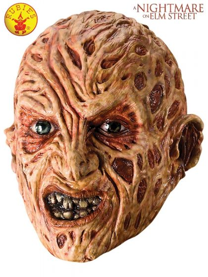 FREDDY 3/4 MASK - ADULT
