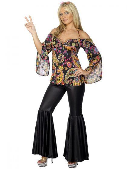 Female Hippie Costume