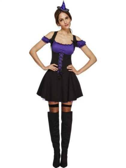 Fever Wicked Witch Costum