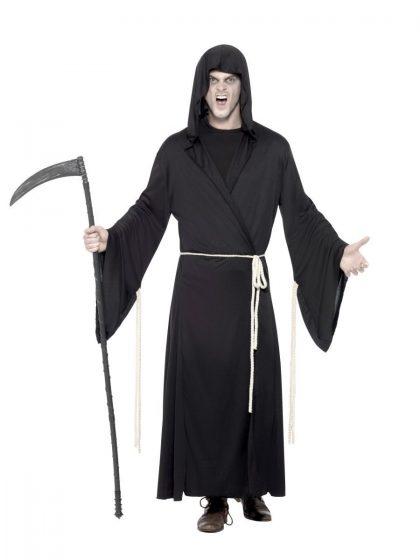 Grim Reaper Costume, Black
