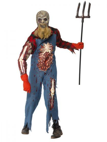Hillbilly Zombie Adult Men's Costume