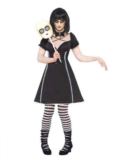 Horror Doll Costume