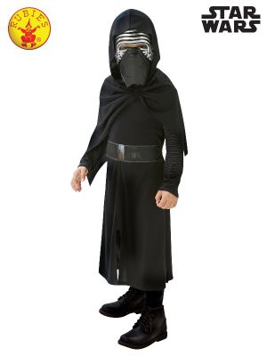 KYLO REN CLASSIC COSTUME, CHILD