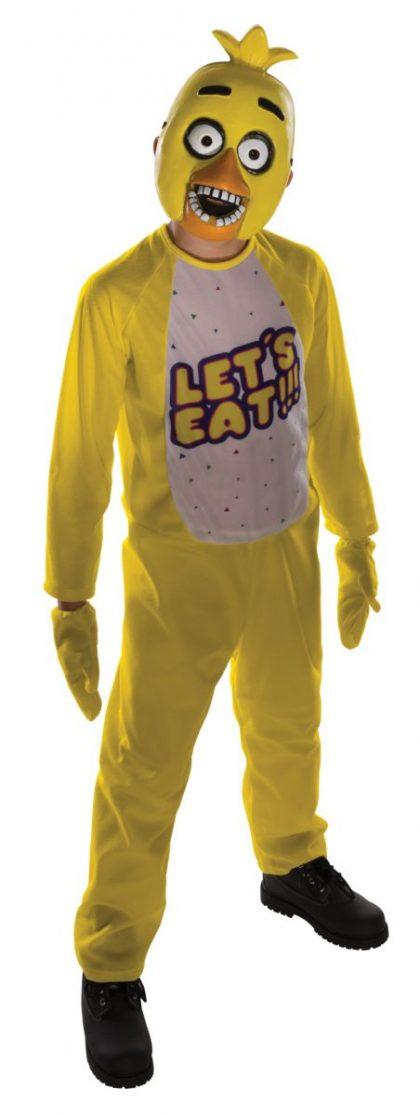 Kid's Chica Costume