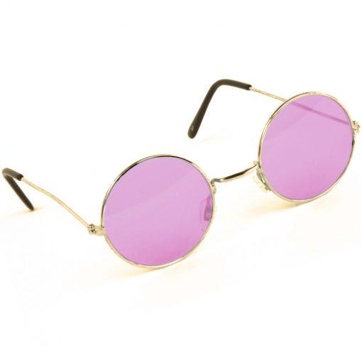 Lennon Glasses - Pink Tint
