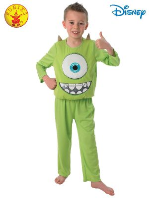 MIKE WAZOWSKI DELUXE COSTUME, CHILD