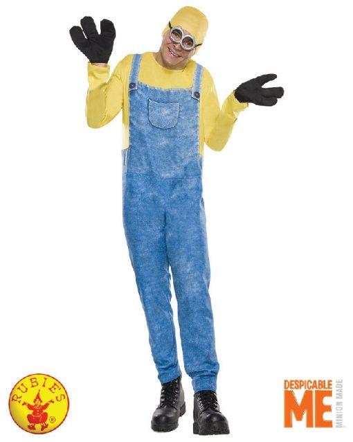 Minion Bob Adult Costume