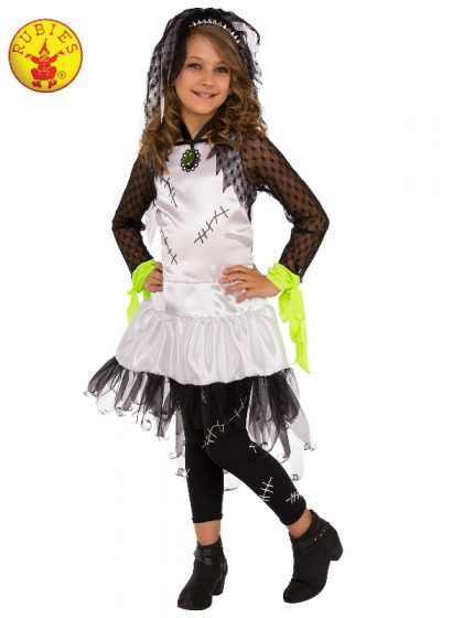 MONSTER BRIDE COSTUME, CHILD
