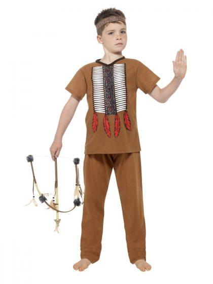 Native Indian Warrior Costume