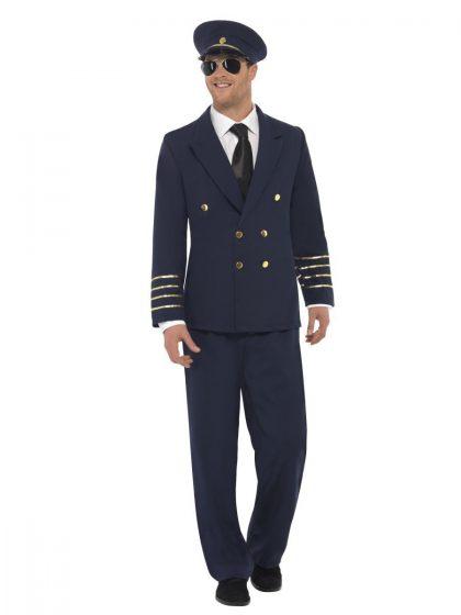 Navy Pilot Pilot Costume