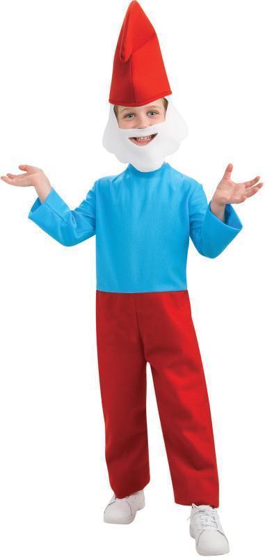 Papa Smurf Costume for Kids - The Smurfs