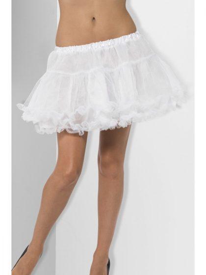 Petticoat, White