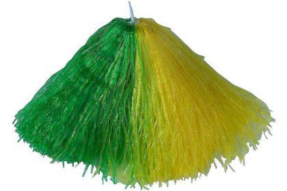 Pom Pom - Green Yellow