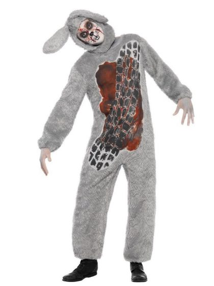 Roadkill Rabbit Costume