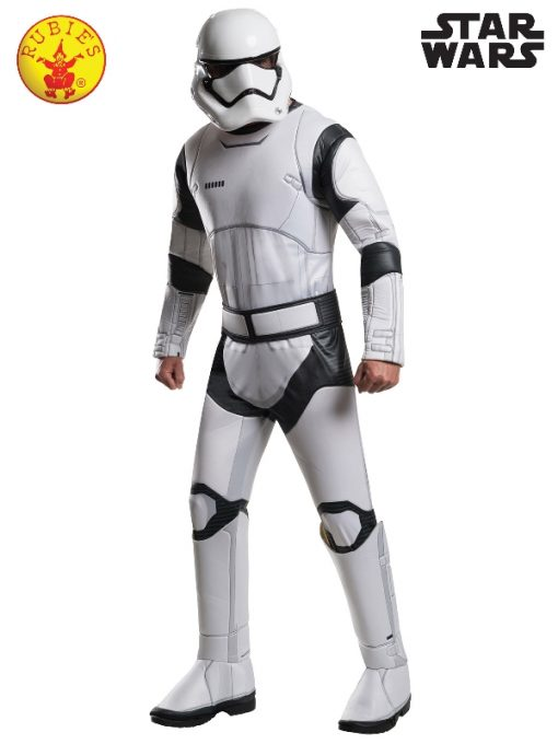 STORMTROOPER DELUXE COSTUME, ADULT