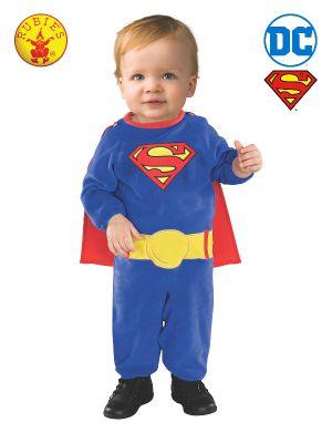 SUPERMAN COSTUME, CHILD