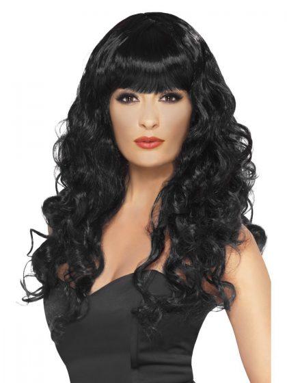 Siren Wig, Black