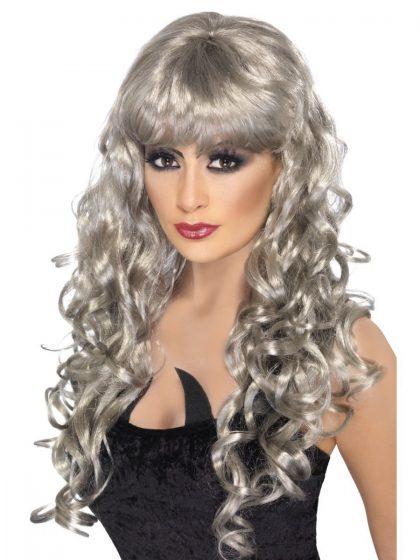 Siren Wig, Silver