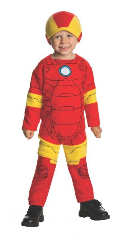 Toddler Iron Man Costume