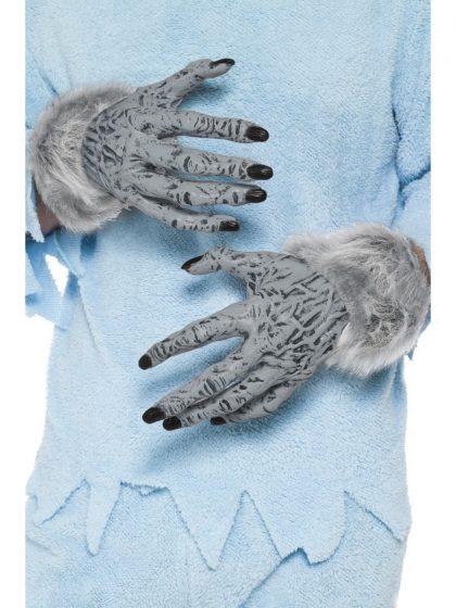 Werewolf Furry Hands