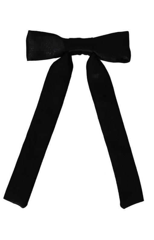 Western Bow Tie - Black