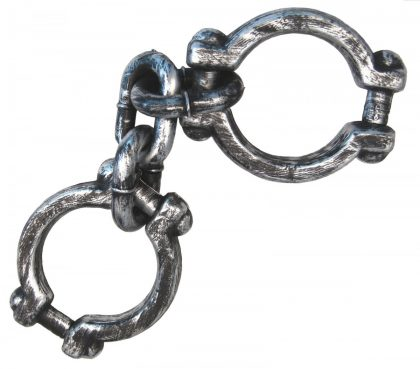 Zombie Shackles - Adult