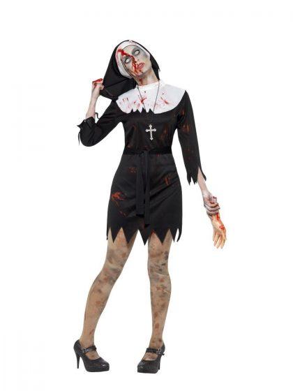 Zombie Sister Costume