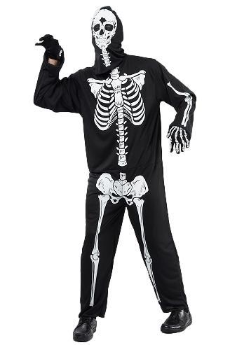 Adult Costume - Skeleton